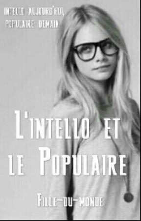 L'intello et  le populaire by Let_Lisange_Tell
