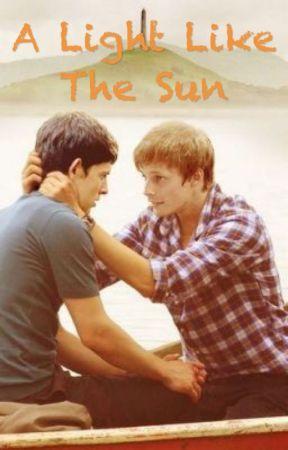 A Light Like the Sun (Merthur fanfic) by Pendragoner