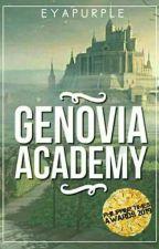 GENOVIA ACADEMY  by eyapurple