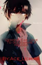 Demon's love too ((Herobrine X Reader)) by Ace_The_neko