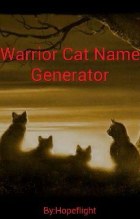 Warrior Cat Name Generator Adopt Me Rain That Forms Puddles Rain Wattpad