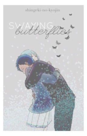 Swaying Butterflies   Fem!Kuroko x Aomine Daiki One-Shot by shingeki-no-kyojin