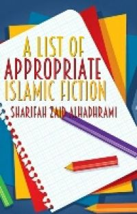 A List of Appropriate Islamic Fiction cover
