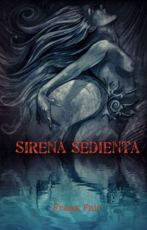 Sirena Sedienta by Fraax_Fair