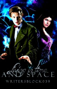 Living In Time And Space (Book Six of The Bad Wolf Chronicles) cover