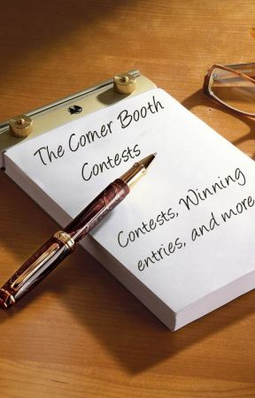 Corner Booth Contests by TheCornerBooth