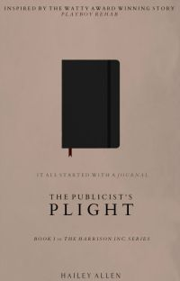The Publicist's Plight (Book I in The Harrison Inc. Series) | ✓ cover
