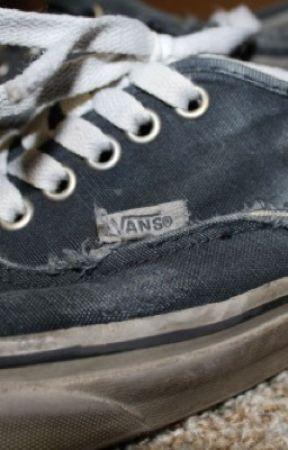 Dancing Shoes. Ian Eastwood x Brian Puspos by hashtagidgaf