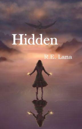 Hidden by rellish