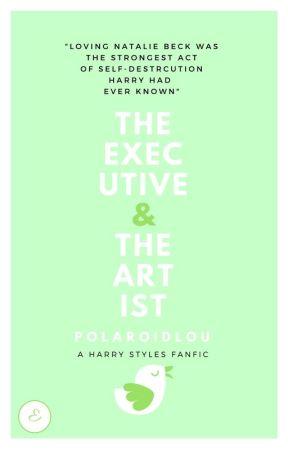 The Executive & The Artist (H.S) by polaroidlou