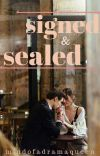 Signed & Sealed cover
