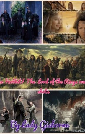 Hobbit and Lord of the Rings One- shots/ imagines by Lady-Gisborne