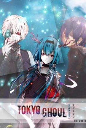 Ayato x Reader x Kaneki | Tokyo Ghoul. by lxlala