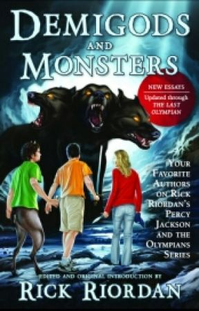 Demigods and Monsters [Semidióses y Monstruos] by excuse-moi