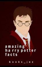 Harry Potter facts by books_jaz