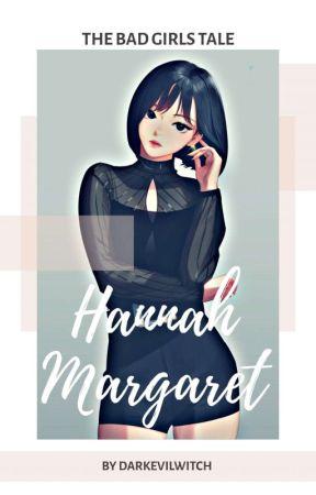TBGT: Hannah Margaret by DarkEvilWitch