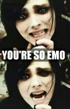 You Know You're Emo When by mariadrinkscoffee