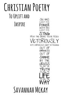 Christian Poetry to uplift and inspire cover