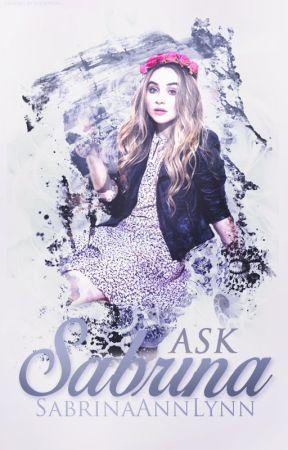 Ask Sabrina Carpenter by SabrinaAnnLynn