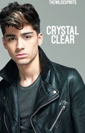 Crystal Clear (Ziam Fanfic AU) Book Two by samaelxicarus