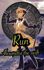 Run (Reader X Bill Cipher) by DivvyTwins
