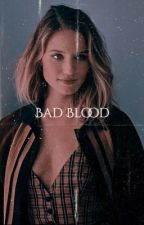 Bad Blood || The Vampire Diaries [1] by papertides