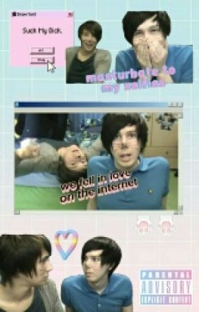 Phan One Shots by oh_my_glob_
