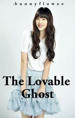 The Lovable Ghost by -bunnyflower-