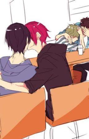 (RinHaru)  lovers by HarukaDolphinNanase3