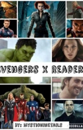 Avengers x reader by MysticNinetails