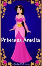 Princess Amelia by PrincessRose97