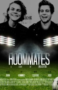 roommates • lashton cover