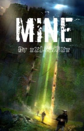 Mine (The Maze Runner Minho Fanfic)✔ by xXLC153Xx