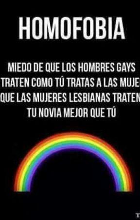 Homofobia by xxCandyCoquettexx