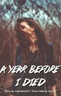 A Year Before I Died cover