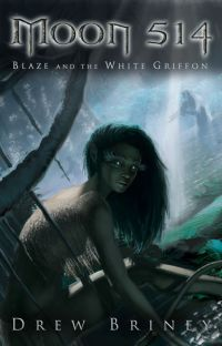 Moon 514 || Blaze and the White Griffon cover