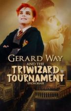 Gerard Way and the Triwizard Tournament by epichorn31