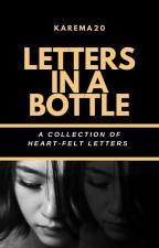 Letters In A Bottle by karema20