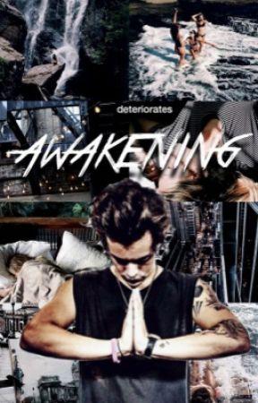 awakening :: h.s au by deteriorates