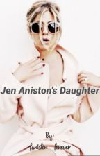 Jen Aniston's daughter by _faniston_forever_
