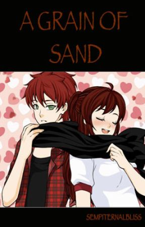 A Grain of Sand (Gaara Fanfiction) by Sempiternalbliss
