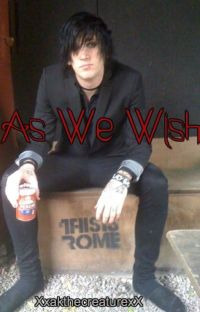 As We Wish (Shawn Milke Love Story) cover