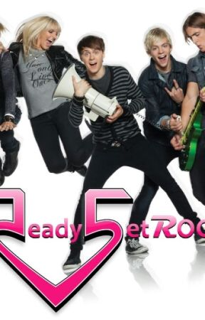R5 Dirty Imagines by LucayaTooYoung