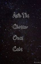Ask The Chosen Ones Cats! by Pokeevee101