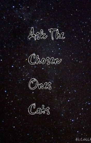 Ask The Chosen Ones Cats!