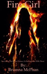 Fire Girl (Book #1) cover