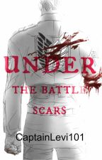 Erwin Smith x Reader-Under the battle scars. (Aot) by CaptainLevi101