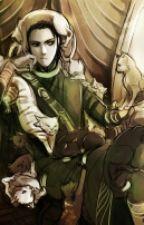 Loki's Kitten (Book One) by Imagination77