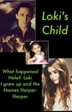 Loki's Child by HarrietSwan98