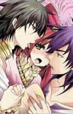Magi: A Sinbad x Kougyoku fanfic by MARVELous_Anime_Girl